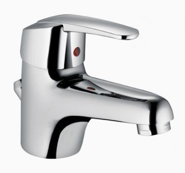 Waschtischarmatur Heinrich Schulte mit Heiswassersperre